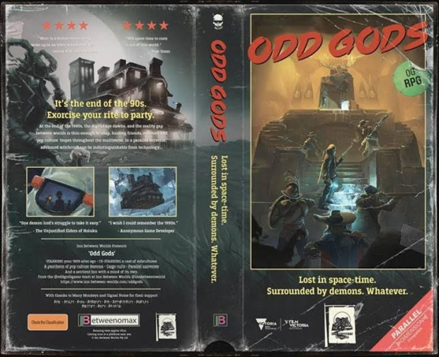 odd gods cover