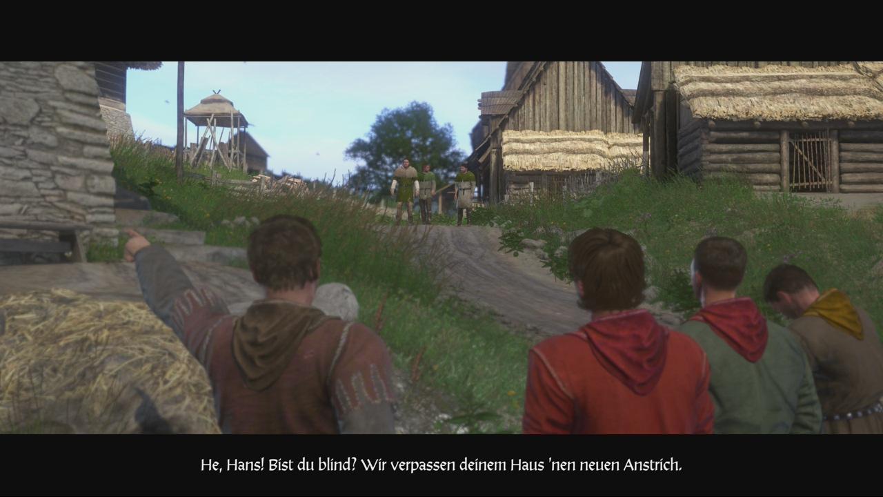 Kingdom Come: Haus des Deutschen