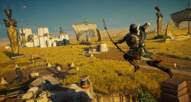 Assassin's Creed Origins - Der Fluch der Pharaonen