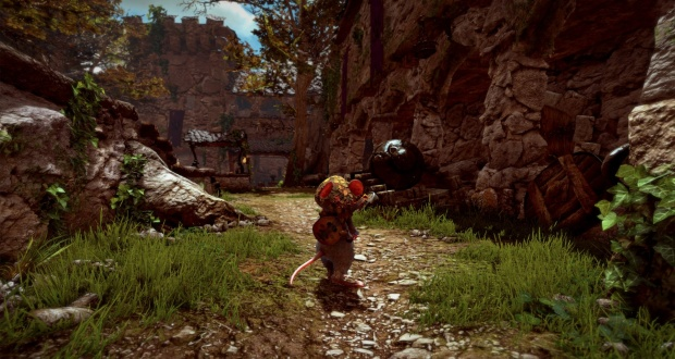 Ghost of a Tale Release