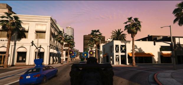 GTA Online Zielscheibenrennen