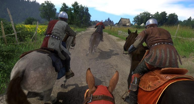 Kingdom Come Deliverance Banditenlager Karte.Kingdom Come Deliverance Komplettlosung Mit Tipps Guides