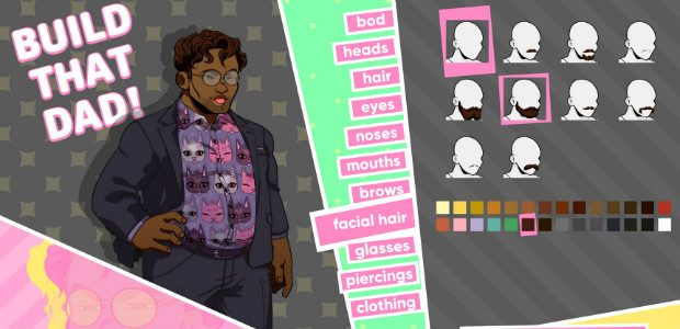 Dream Daddy customisation