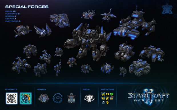 Terran War Chest