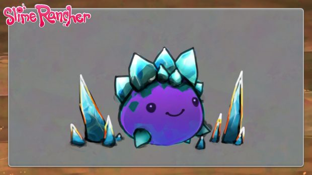 Crystal slime concept