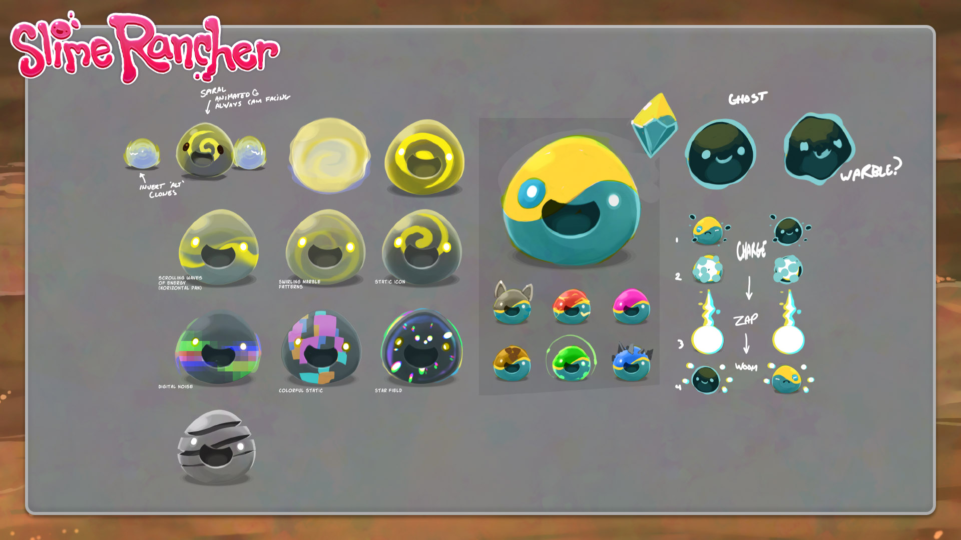 State of the Art: The slimes of Slime Rancher | Rock Paper