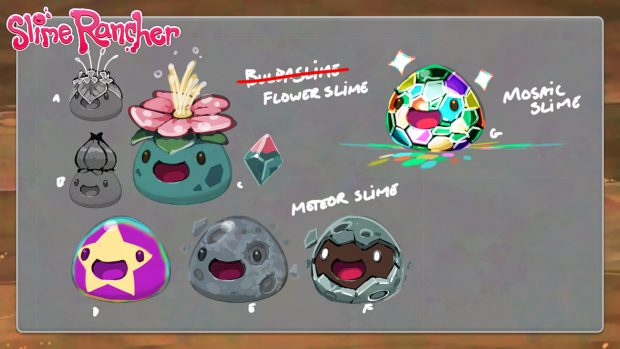 Tier 4 slimes concept