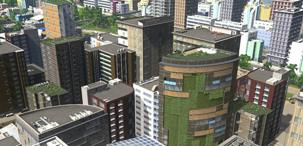 Anunciado DLC Cities Skylines Green Cities