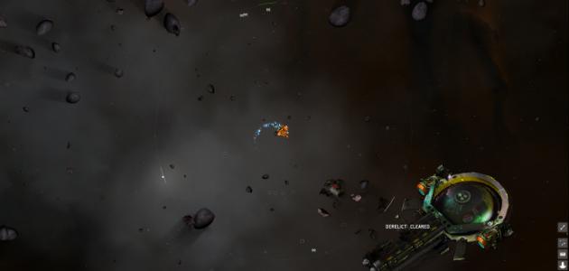 3030 Deathwar Redux spaceship