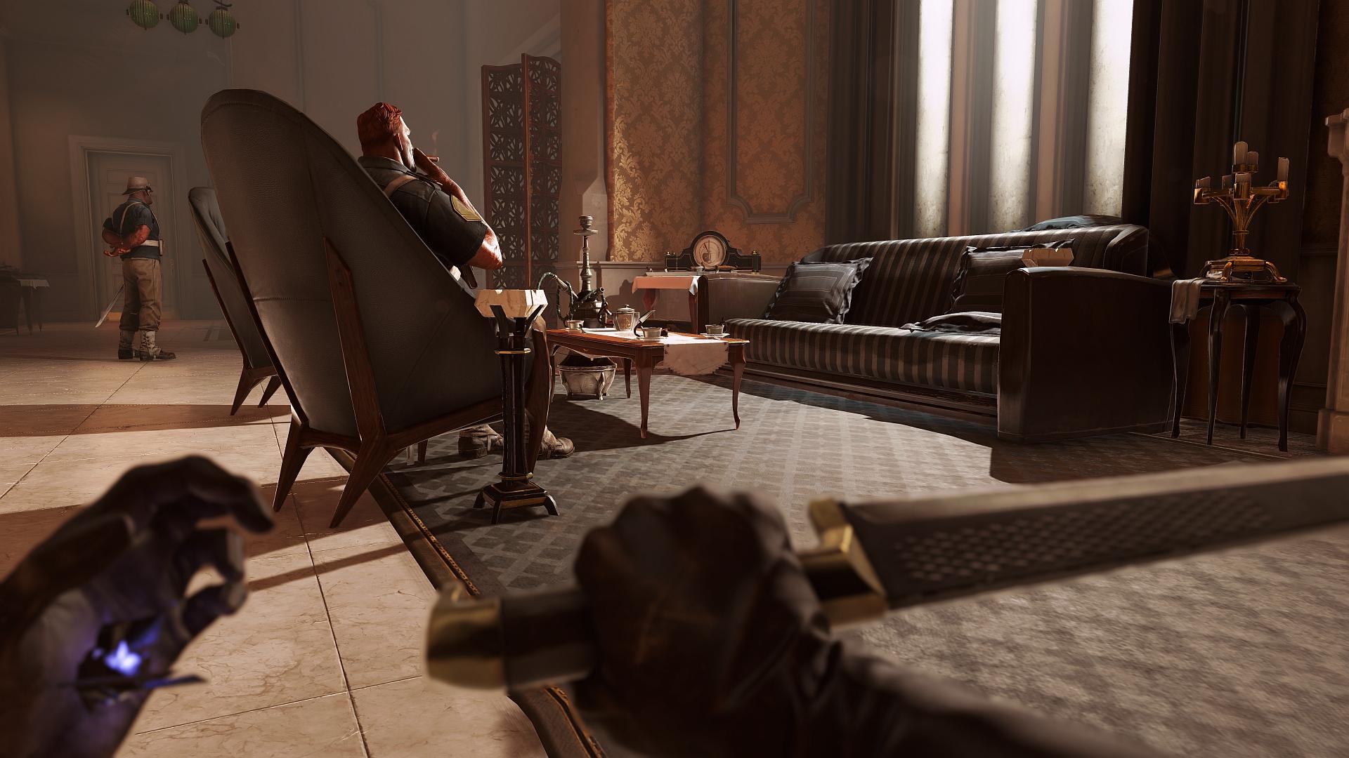 Nuevo contenido en Dishonored 2