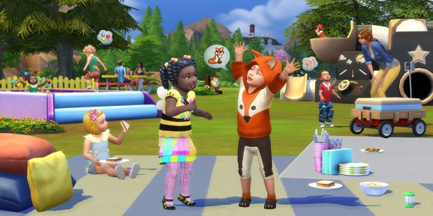 Toddler Stuff Pack: The Sims 4