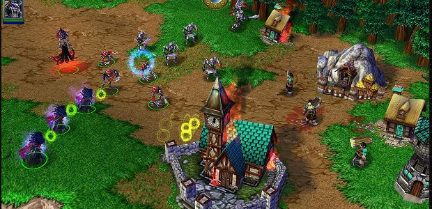 Blizzard are still updating Warcraft III after 15 years