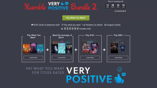 Humble Very Positive Bundle 2