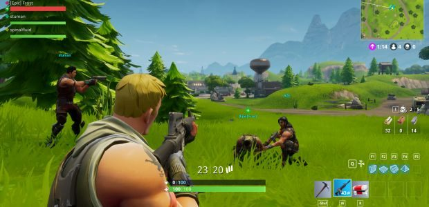 download fortnite battle royale for android