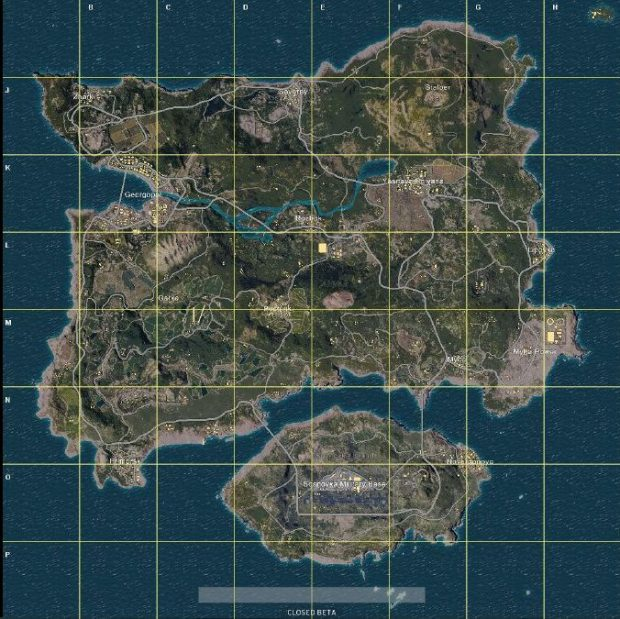 The pubg map where to loot how to win rock paper shotgun ill go into vehicle spawns in more detail later as theyre a important and b semi random for now know that grabbing a vehicle should be at the top of gumiabroncs Gallery