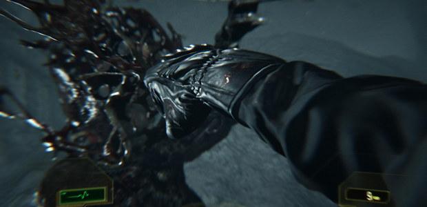 resident evil 7 ethan arm