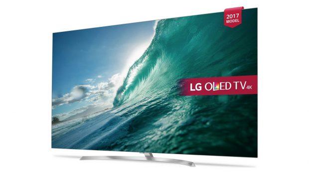 LG OLED 4K HDR TV