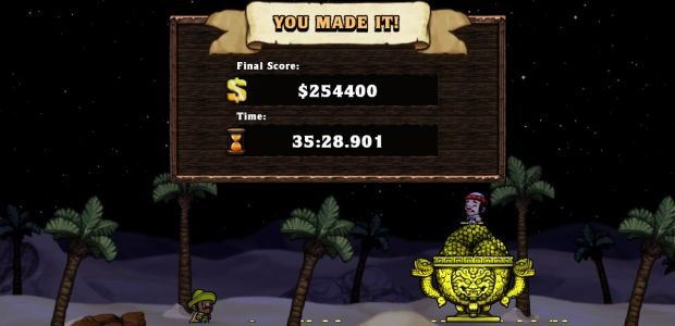 Spelunky Complete