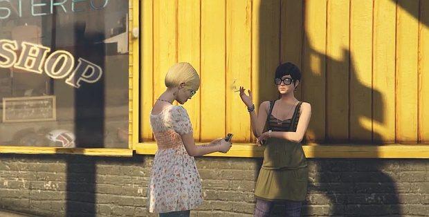 Nov 2, 2017 The Joy of eavesdropping in Grand Theft Auto V Grand