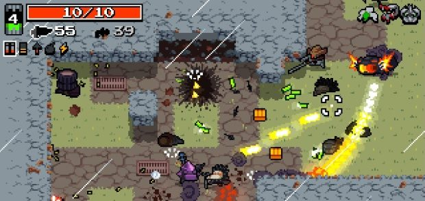 Vlambeer's Nuclear Throne