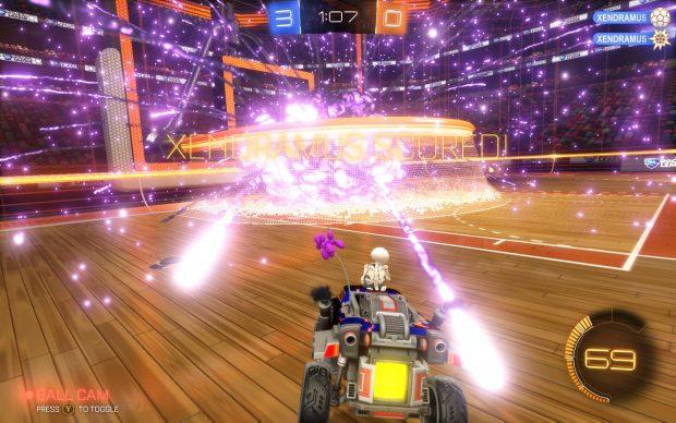 Rocket League updates rated   Rock, Paper, Shotgun