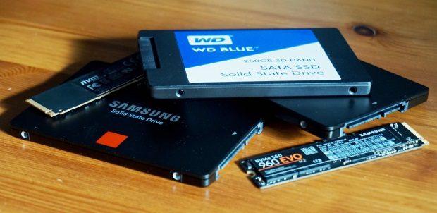 Best SSDs 2018