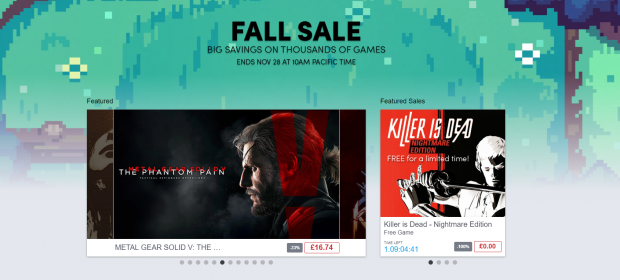 Humble Fall Sale 2017