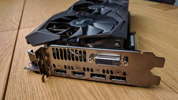 Asus Vega RX 64 ports