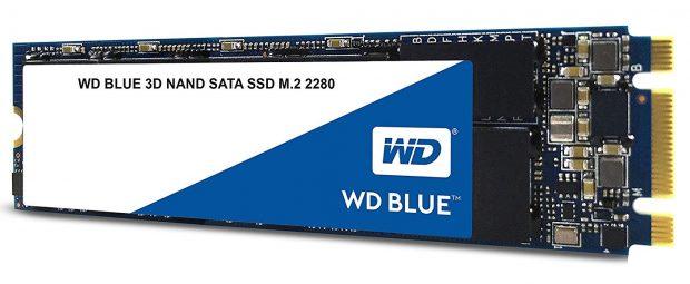 WD Blue NAND 3D