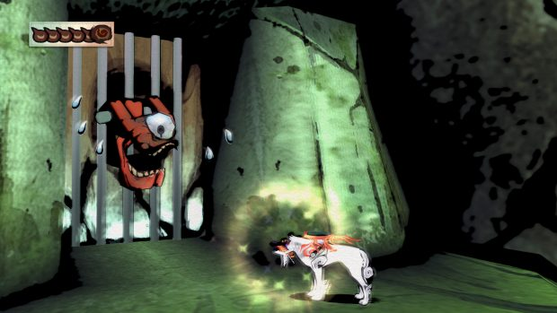 Okami HD locked door