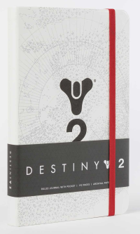 Destiny 2 journal