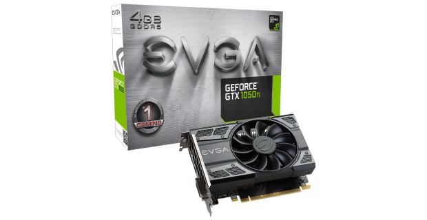EVGA GTX 1050Ti