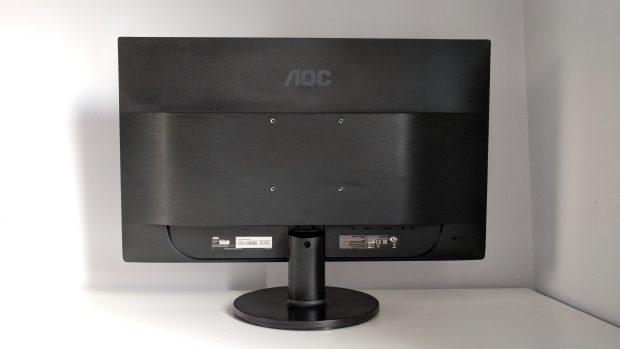 AOC G2460VQ6 rear