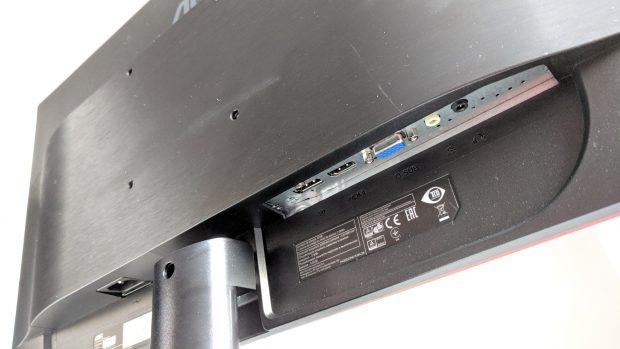 AOC G2460VQ6 ports