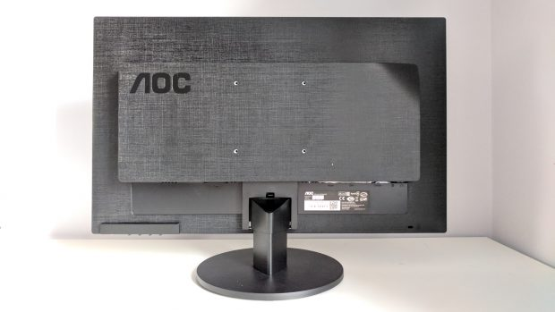 AOC E2470SWH rear