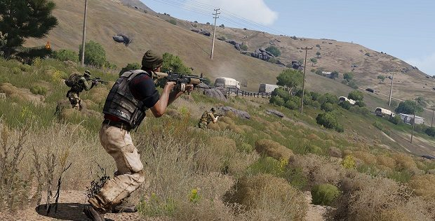 Have you played… ArmA 3?
