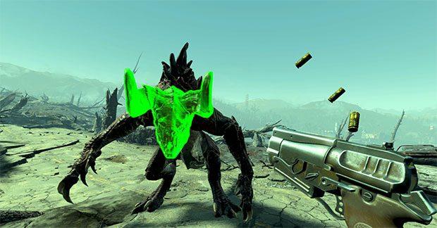 Fallout 4 VR - performance, graphics, controls | Rock Paper Shotgun