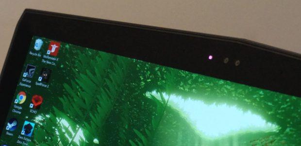 Alienware 13 eye tracker