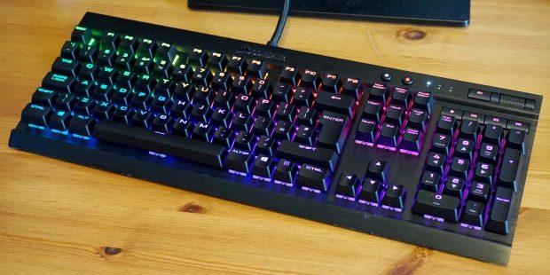 Corsair K70 Lux RGB header