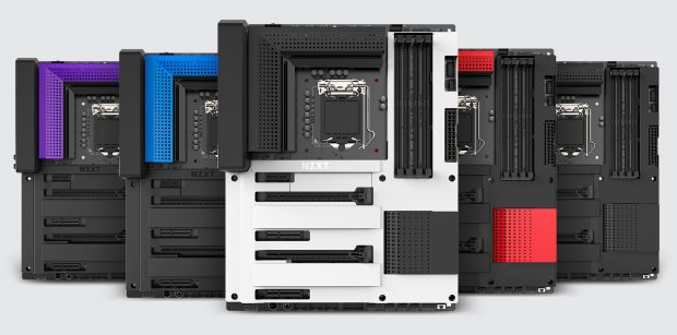 NZXT motherboard