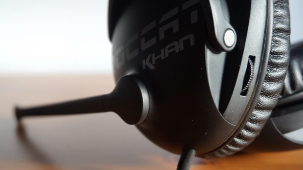 Roccat Khan Pro volume