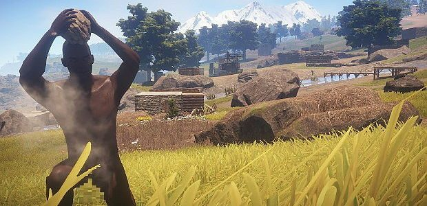 A rust review is incoming rock paper shotgun rust4 malvernweather Choice Image