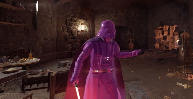 You don't know the POWER of the pink side