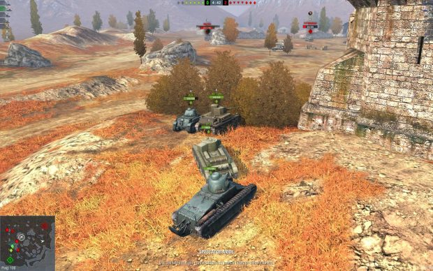 Has World of Tanks: Blitz been improved by its updates? | Rock Paper