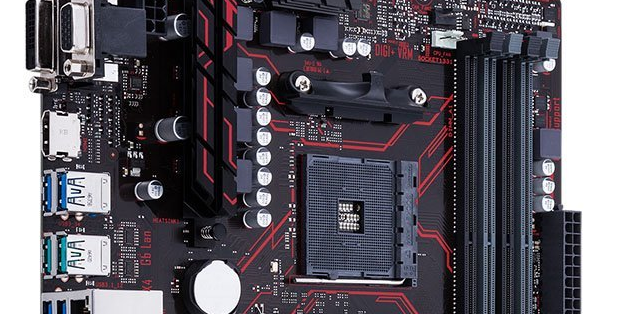 AM4 motherboard