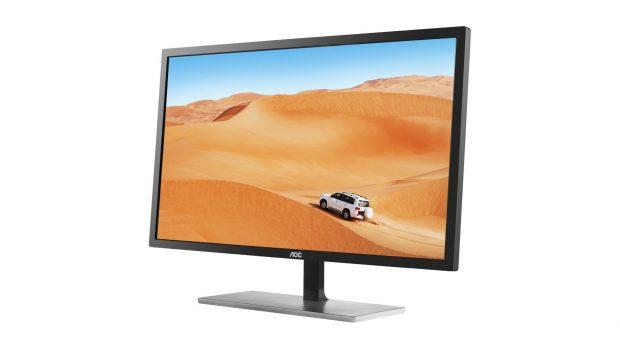 AOC 31.5 inch monitor