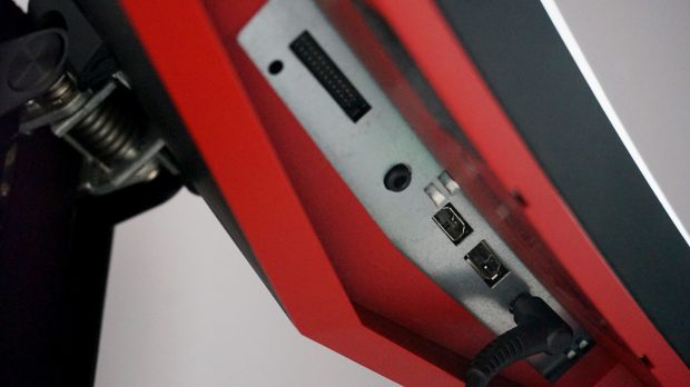 Acer Predator Z35p ports