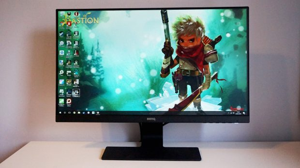 BenQ GL2580HM face on