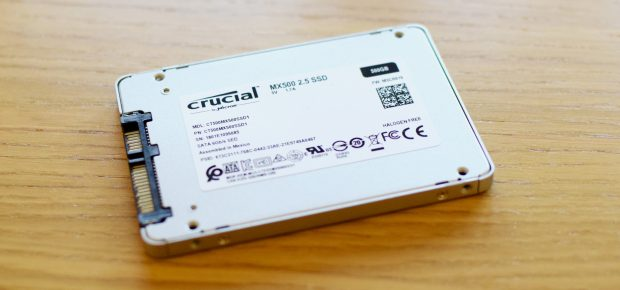 Crucial Mx500 Review Better Value Than Samsung S 850 Pro Rock