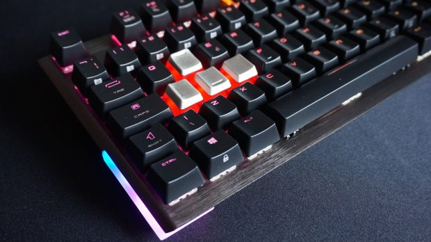 MSI GK80 WASD keys